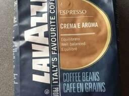 Lavazza Crema e Aroma 1 кг, кофе в зернах Оригинал.