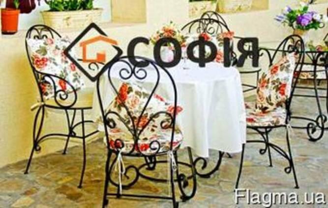 Лавочки, банкетки, садовая мебель, ваза цветник