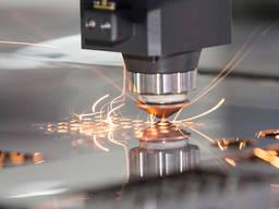 Лазерная порезка листового металла