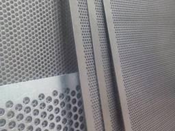 Перфорированный лист, /решето для дробилок, перфорация