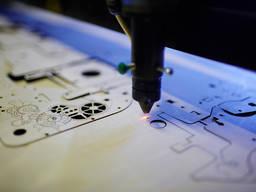 Лазерная резка, гравировка и раскрой материалов