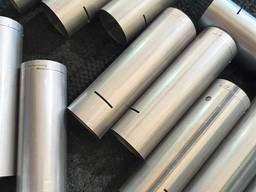 Лазерная перфорация и резка труб на Trumpf