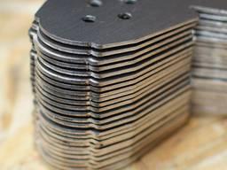 Лазерное вырезание деталей из металлического листа