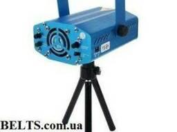 Лазерный проектор Mini LASER 6в1