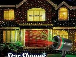 Лазерный проектор Star Shower Laser Light (световая гирлянда