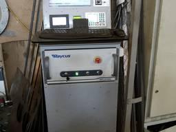 Лазерный станок ЧПУ для резки металла 1КВт, Лазер - фото 4
