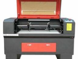 Лазерный станок для гравировки и резки с ЧПУ