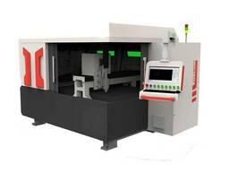 Лазерный станок для резки листов и труб XTC-FM0913