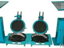 Лазерный стенд контроля углов установки передних колес Луч