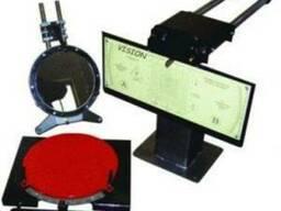 Лазерный стенд для проверки уст колес автомобиля Vision