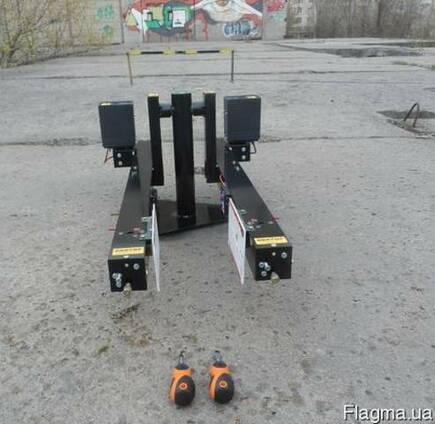 """Лазерный стенд сход-развал для легковых авт """"Вектор-Скво-1м"""""""