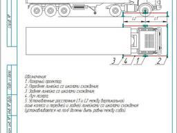 Лазерный стенд схождения для грузовиков неоВектор-005