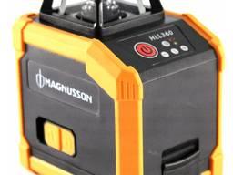 Лазерный уровень, нивелир Magnusson HLL360 IM0201 15M Англия