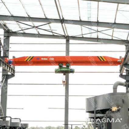 LB Взрывозащищенный однобалочный мостовой кран