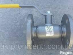 LD КШЦФ кран шаровый фланцевый стандартнопроходной(газ, вода)