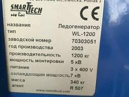 Льдогенератор Льодогенератор Nowicki