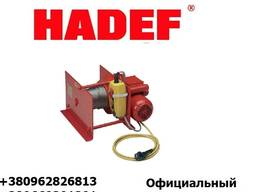 Лебедка электрическая 500 кг HADEF 43/86 E Германия