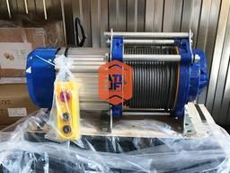 Лебедка электрическая KCD 1т 60 м 380В