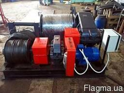 Лебедка электрическая маневровая ЛЭМ-10Пл, ЛЭМ-20 ЭI, ТЛ-10М