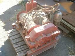 Лебедка монтажная тяговая У5120. 60 крана Пионер