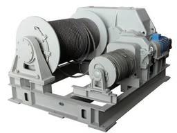 Лебедка ЛЭМ-10 маневровая, лебедка электрическая ЛЭМ-10