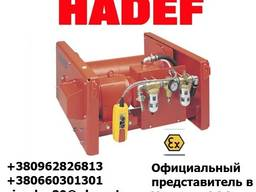 Лебедка пневматическая 10 тонн HADEF 42/87 P Германия