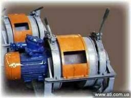 Лебедка шахтная вспомогательная 1ЛШВ-01 (аналог JD-1)