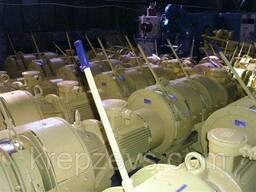 Лебедка скреперная 110ЛС-3СМА
