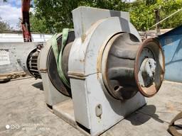 Лебедка судовое ЛЭ-74 с эл двигателем