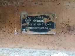Лебедка тяговая ТЛ-14А - фото 3