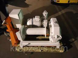 Лебедка тяговая ТЛ-9А-1