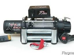 Лебедка XTR 12000 LBS Speed [5443 кг] 12V