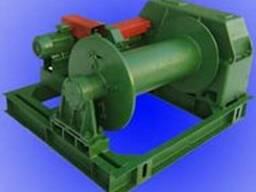 Лебёдка электрическая ТЭЛ-10-1 (10 000 кг)