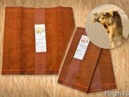 Лечебный согревающий пояс из верблюжьей шерсти для поясницы