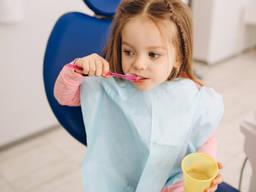 Лечение Молочного Зуба