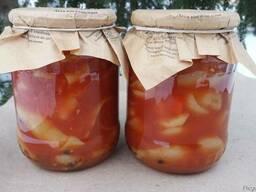 ЛЕЧО в томатном соусе 650 г ТО