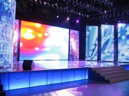 Лед екран, лед підлога, оренда, продаж, обслуговування, Led екран, Світлодіодний екран.