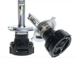 LED лампа AMS Extreme-F H4 H/L 6000K