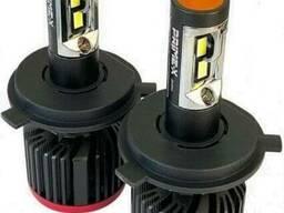 LED лампа Prime-X S Pro H4 5000К (2шт)