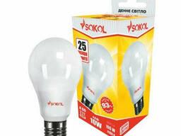 LED лампа Sokol A60 10.0 W 220В E27 4100К