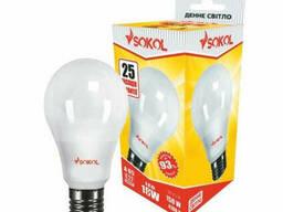 LED лампа Sokol A65 18.0 W 220В E27 4100К
