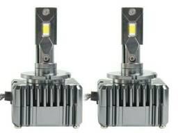 LED лампы MLux RED Line D1S/D3S 45 Вт 5000К (2 шт)
