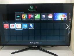 "ЛЕД Smart телевизор 39"" Samsung UE39F5500 WiFi FullHD тюнер"