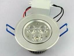 Led светильник 3 ватт Led High Power Lamp