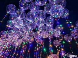 Led воздушные шары lux edition