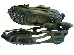 Ледоступы для обуви на 24 шипа (накладки на обувь)