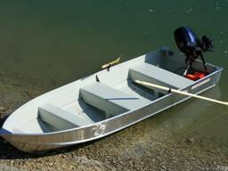 Легкая алюминиевая лодка Marine 14M