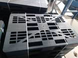 Пластиковые паллеты, поддон 120х80 см - фото 1