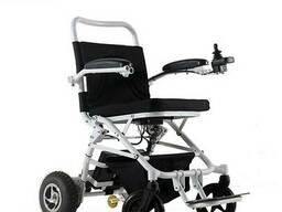 Легкая, складная электроколяска для инвалидов W1023-26. .. .