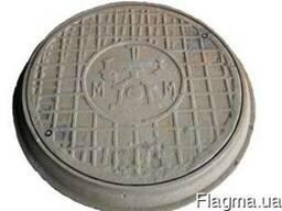 Лёгкий люк телефонной сети тип «ГТС-Л»
